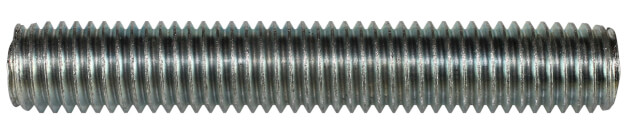 Allthread (Zinc Plated) - M3 to M12 - 200mm Max