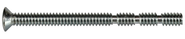 Break Screw (Zinc Plated) - M4 to M12 - 100mm Max